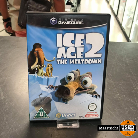 Ice Age 2 The Meltdown  GameCube