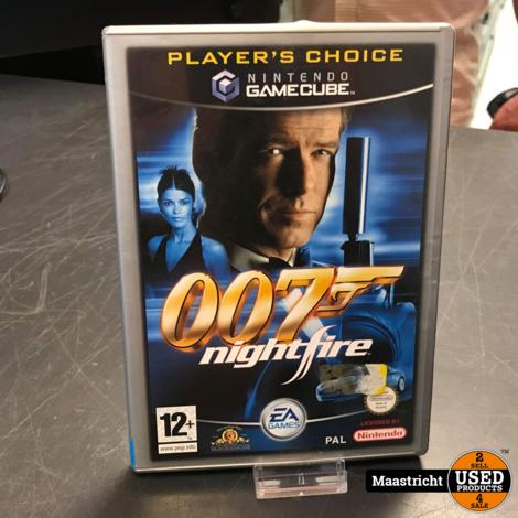 James Bond 007 Nightfire- Nintendo Gamecube