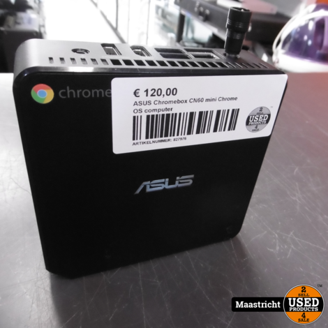 ASUS Chromebox CN60 mini Chrome OS computer