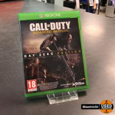 Call of Duty Advanced Warfare Day Zero Edition - Xbox One