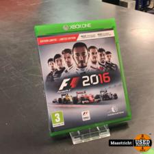 Xbox F1 2016 Limited Edition | Xbox One
