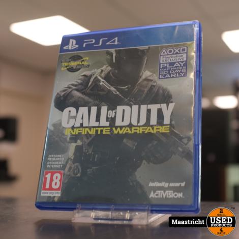 Call of Duty Infinite warfare |PS4