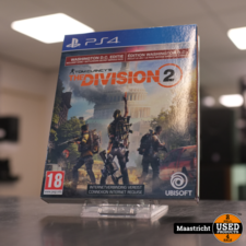 The division 2 Washington DC edition   PS4