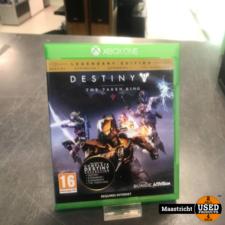 Destiny the Taken King Legendary Edition | xbox one