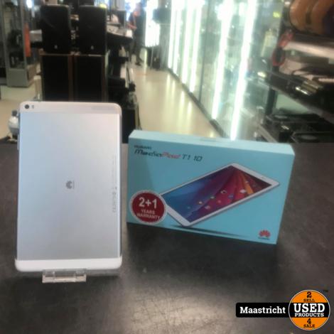Huawei MediaPad T1 10 - 9.6 inch - Wit | in Nieuwstaat | elders 139 euro