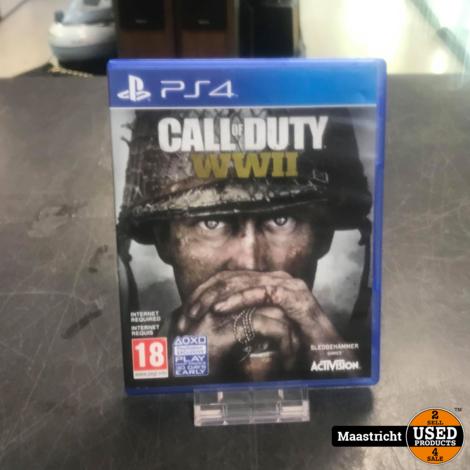 Call of Duty: World War 2 - PS4