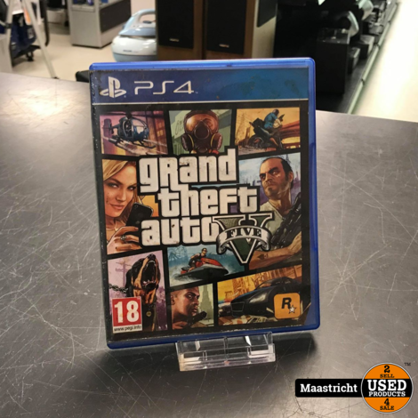 Grand Theft Auto 5 | PS4