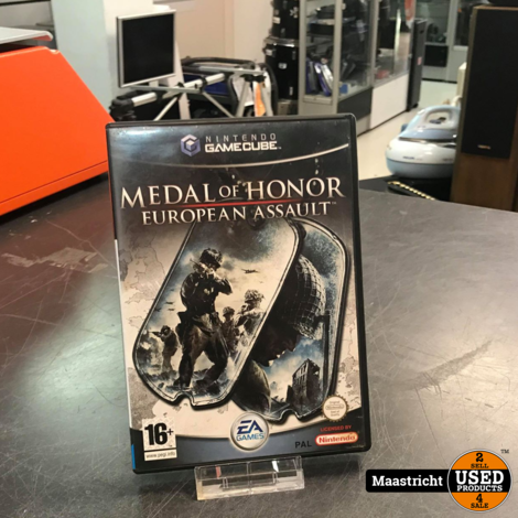 Medal of Honor European Assault | Gamecube
