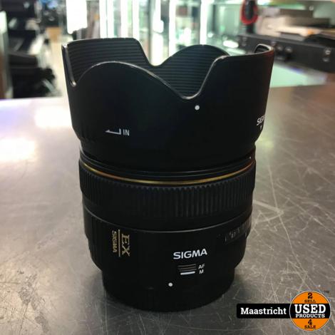 SIGMA 30mm F/1.4 DC HSM voor CANON in NIEUWstaat | nwpr 479 euro