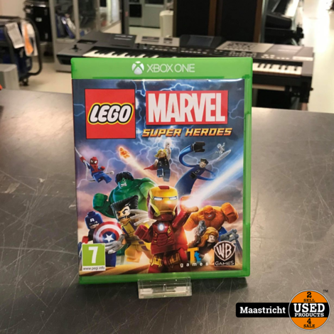 LEGO Marvel Super Heroes | xbox one