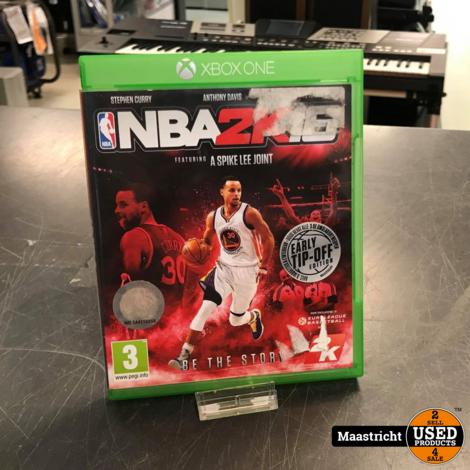 NBA 2K16 | xbox one