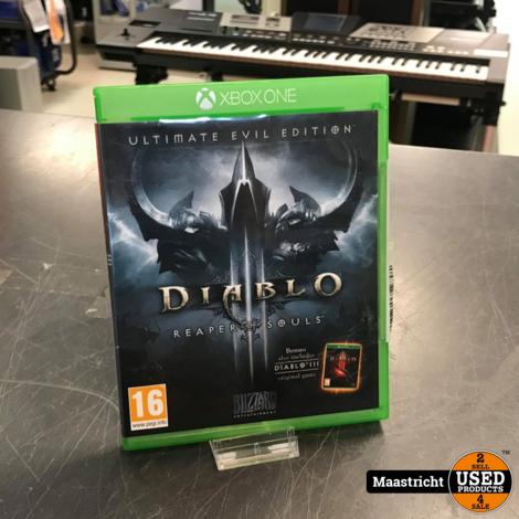 Diablo 3 (III) Reaper of Souls Ultimate Evil Edition  | xbox one