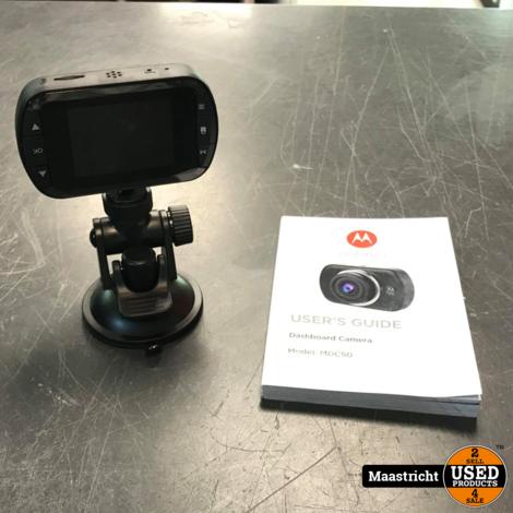 Motorola dashcam Model MDC50