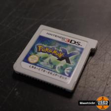 (3ds) Pokemon X losse game