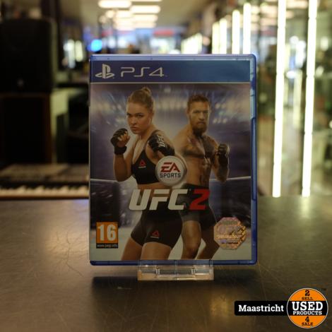 Sony ps4 UFC 2