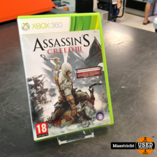 Assassin's Creed 3 (Classics)  Xbox 360