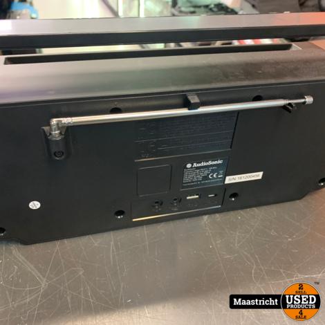 Audiosonic Rockblaster RD-1556 , nwpr.66.95 Euro