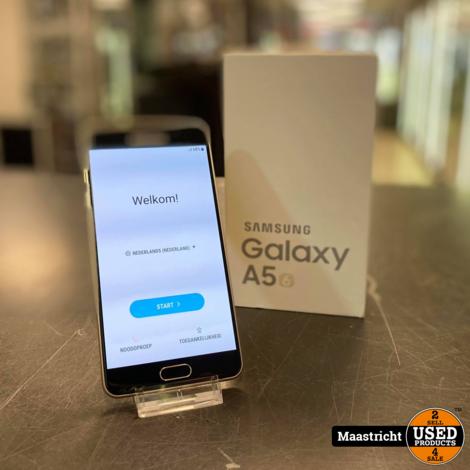 Samsung Galaxy A5 (2016), in NIEUWSTAAT met doos
