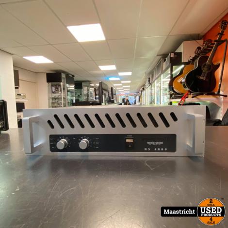 Music Store Powermaxx MS4000  2x 420 watt