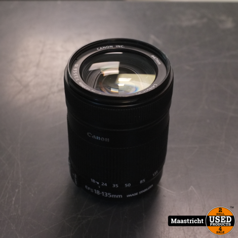 canon 18-135mm f 3.5 IS