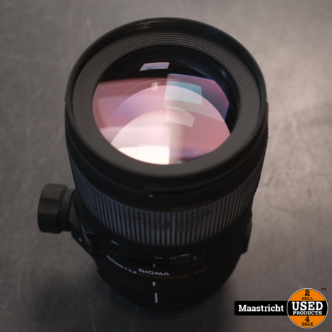 SIGMA 150mm 1:2.8 APO Macro DG HSM (CANON) | nwpr. €899,99