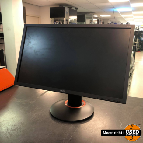 ACER XF240H  24 inch, 144 Hz, FHD gaming monitor