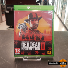 Xbox One Game - Red Dead Redemption 2