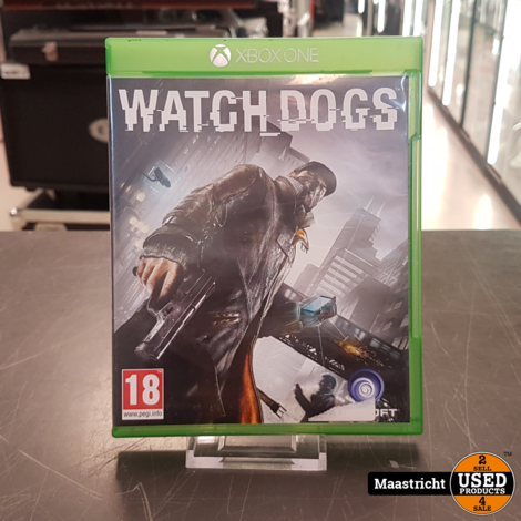 Xbox One Game - Watch Dogs