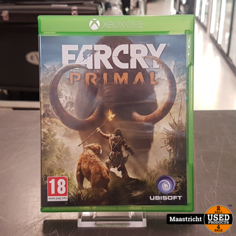 Xbox One Game - Far Cry Primal