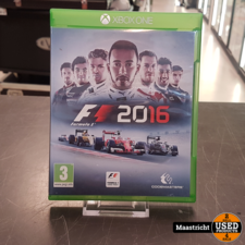 Xbox One game - F1 2016