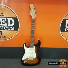 Fender Squier Bullet Strat Lefthand (Nieuwprijs 149,- Euro)