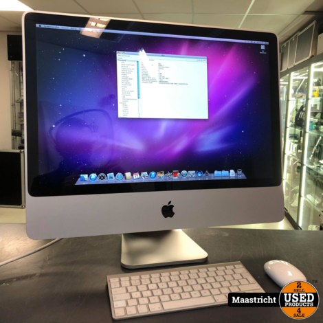 Apple iMac Early 2008 - 24 inch