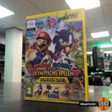Mario en Sonic op de Olympische Spelen: Londen 2012 - Wii