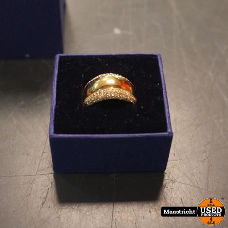 Swarowski ring, als nieuw, maat .... mm. | nwpr 129,-