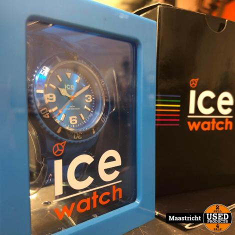 Ice-Watch Ice-Solid Blue SD.OE.U.P.12  | elders 69 euro