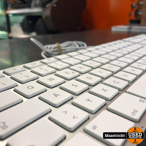 Apple Toetsenbord Qwertz (Duits) | Nieuwprijs €119,-