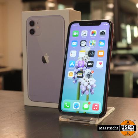 Apple iPhone 11 - 64GB - Purple Batterij vervangen en face id werkt niet!