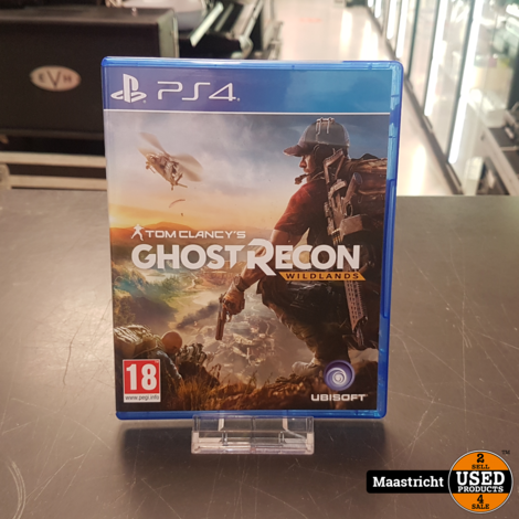Tom Clancy`s Ghost Recon - PS4