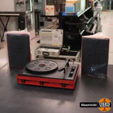 Audio Sonic 5005 Stereo platenspeler set