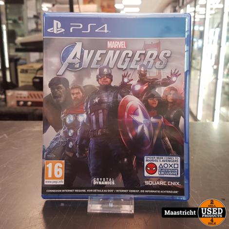Marvel Avengers - PS4   Nwpr. 49.98 Euro