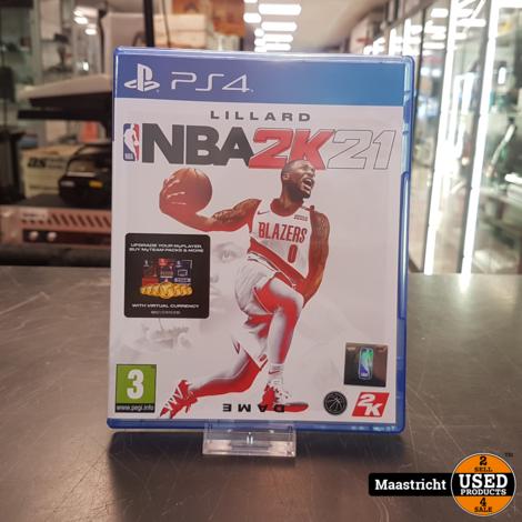 NBA 2K21 - PS4 | Nwpr. 64.98 Euro