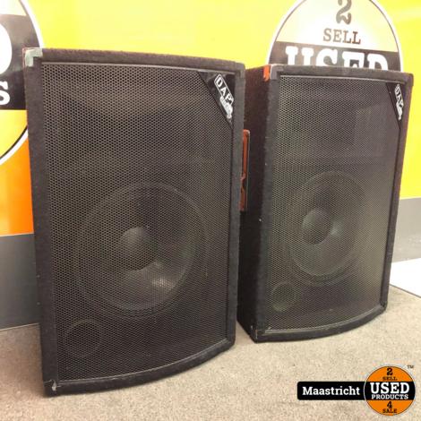 Dap MC-12 speaker (set per 2)
