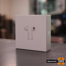 Apple Airpods met laadcase, als nieuw in doos
