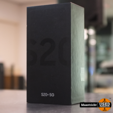 Samsung Galaxy S20 + 5G 128GB BLACK