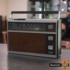Philips IC 321 Radio | vintage draagbare radio in gebruikte staat