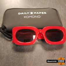 Daily Paper sunglass , met opbergmapje