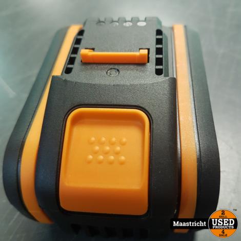 Worx accu WA3553 20V 4.0Ah Bare Tool