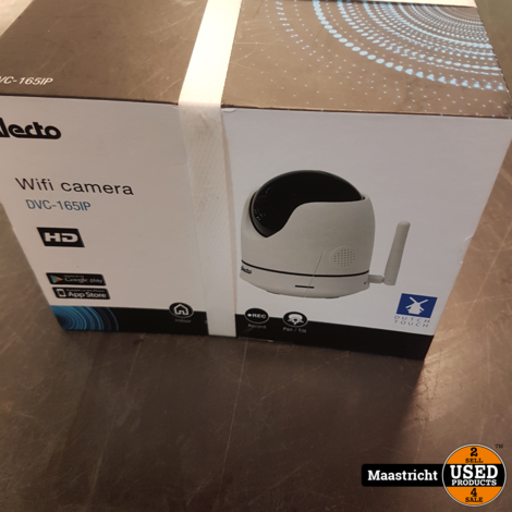 Alecto Wifi Camera DVC-165IP (sealed)