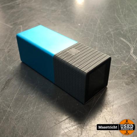 Lytro Lightfield 8GB Camera Blauw   In nette staat
