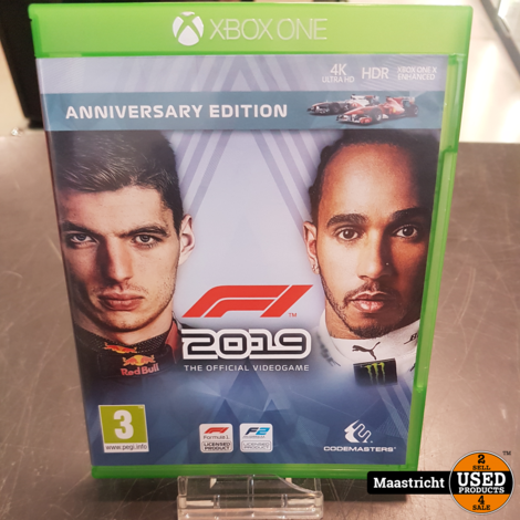 F1 2019 - XBOX One Game